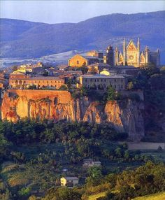 Orvieto Italy- So beautiful and magnetic! Check out unexplored destinations of Europe on www.Triphobo.com