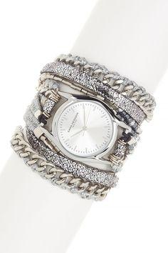 Sara Designs | Sara Designs Woven Maasai Wrap Watch | Nordstrom Rack