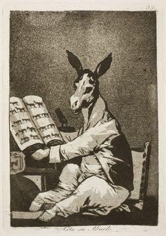 Francisco Goya, Hasta su abuelo on ArtStack #francisco-goya #art