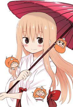 干物妹!うまるちゃん 我家有個魚乾妹 Himouto! Umaru-chan