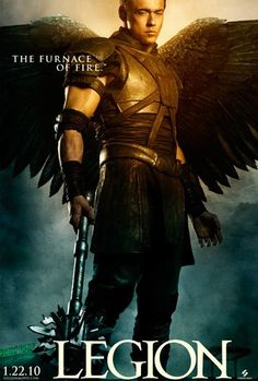 Kevin Durand as the Angel Gabriel in Legion