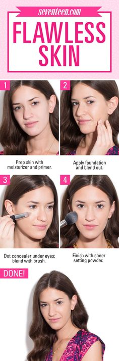 10 Essential Makeup Looks to Master By 21  - Seventeen.com