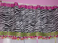 Items similar to Zebra curtains with pops of lime green and pink. on Etsy Zebra Curtains, Zebra Blinds, Drapes Curtains, Sister Room, Tween Girls, Zebras, Girl Room, Bedroom Decor, Bedroom Ideas