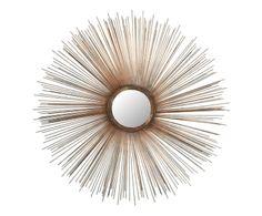 Miroir, cuivré foncé - Ø103