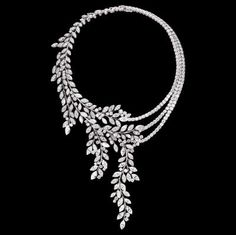 White gold Diamond Necklace - Piaget Luxury Jewelry Online   http://www.piaget.com/