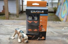 Knuckle Lights #sponsored (I was given a pair of Knuckle lights for an honest review so I reviewed them as part of this round-up. The other product I bought on my own and the collar I haven't personally tested but it gets awesome reviews).  It's National Walk Your Dog Week! In celebration, I reviewed …