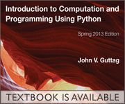mit opencourseware computer science python Whether you're a student, a teacher, or simply a curious person that wants to learn, mit opencourseware (ocw) offers a wealth of insight and inspiration  mit 600 introduction to computer .