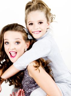 Dance Moms: Kendall and Kenzie