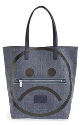MARC BY MARC JACOBS 'Unsmiley' Tote