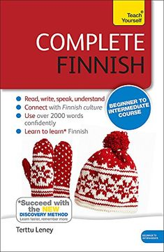 Complete Finnish Beginner to Intermediate Course: Learn t... https://smile.amazon.com/dp/1444195220/ref=cm_sw_r_pi_dp_U_x_PNqlBb0435ZEN