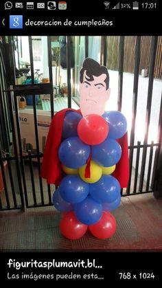 Globos superman
