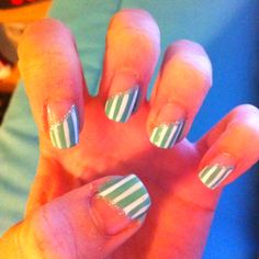 Stripped nails!