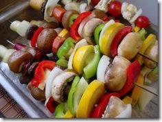 Vegetarian Barbecue Techniques