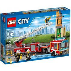 Lego 60112 Brandweerwagen