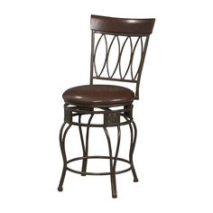 Have to have it. Linon Newburgh 30 Inch Bar Stool - $123.99 @hayneedle