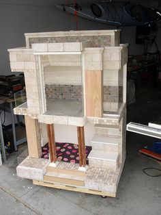 #Doggy Mansion, Indoor Dog House  Like,Repin,Share, Thanks!