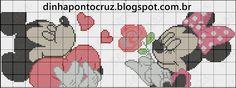 - bem vindos deixem seus comentários - Dinha Ponto Cruz