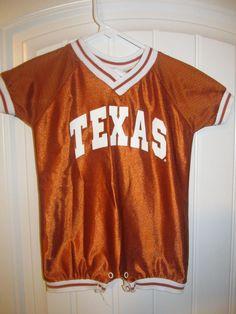 Texas Longhorns football jersey - Infant 12 months  LittleKing   TexasLonghorns Texas Longhorns Football 0ee97e7c5