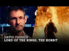 Sound Designer David Farmer - 'Lord of the Rings,' 'The Hobbit' - YouTube
