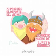 ¡Todos a sonreír! #elmundodemartina #frasedeldía