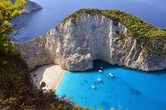 Las mejores playas de las islas Griegas - http://100playas.com/las-mejores-playas-las-islas-griegas/