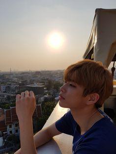 [04.03.17] Astro on Twitter - MyungJun