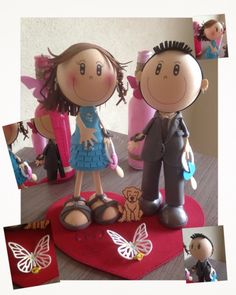 Felicidades pareja!! #benuchas#