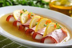 roladki Easter In Poland, Easter Dishes, Polish Recipes, Polish Food, Caprese Salad, Tuna, Finger Foods, Sushi, Sausage