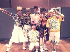 LC9 Group - AO ♥ Back row last to the right