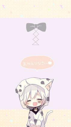 Imagem de chibi, kawaii, and nico nico singer Anime Neko, Anime Cat Boy, Gato Anime, Cute Anime Chibi, Anime Child, Fanarts Anime, Cute Anime Boy, Manga Anime, Anime Art