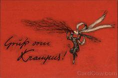 Gruss vom Krampus! Christmas Devils