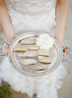 Photography: Koby Brown, Archetype - ArchetypeStudioInc.com  Read More: http://www.stylemepretty.com/2014/09/03/shipwrecked-seaside-wedding-inspiration/