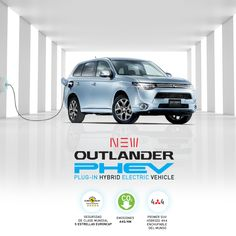#Mitsubishi #Chile #OutlanderPHEV #PlugInHybrid #SUV #SaleDelCamino www.outlanderenchufable.cl Mitsubishi Outlander, Outlander Phev, Social, Cl, Drive Way