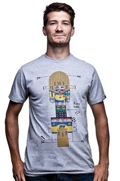 27cabc40051 The Football Nation Ltd - Copa El Pibe Paper Toy T-Shirt
