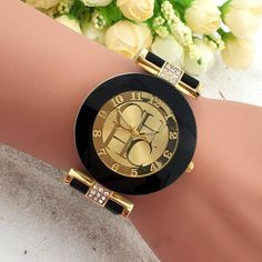 e1773efa97 Brand Quartz Wristwatches Bracelet Dress Casual Women's Analog Display  Watch-buy at a low prices