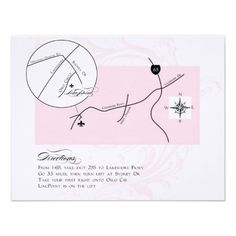 Shop LincPoint Map w pink *sydney Invitation created by Personalize it with photos & text or purchase as is! White Envelopes, Announcement, Rsvp, Sydney, Maps, Wedding Invitations, Notes, Pink, How To Make