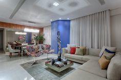 Um Apartamento Sofisticado e Adaptado Ao Gosto de Seus Donos (bh) | Ideias Reformas Imóveis