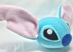 """In this video I""""ll be showing y'all how to make your very own Stitch head plushie. This was highly requested, and now that I have a break from school, I was ..."""