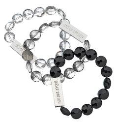 Snö of Sweden Rannekoru, 33 €/kpl - sokos. Sweden, Jewelery, Charmed, Bracelets, Jewels, Bangles, Jewlery, Jewerly, Bracelet