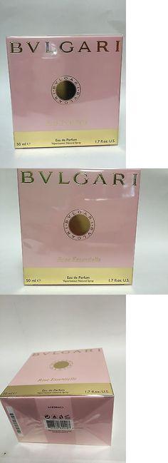 Women Fragrance: Rose Essentielle By Bvlgari Eau De Parfum Spray For Women 1.7 Oz Sealed In Box BUY IT NOW ONLY: $39.95
