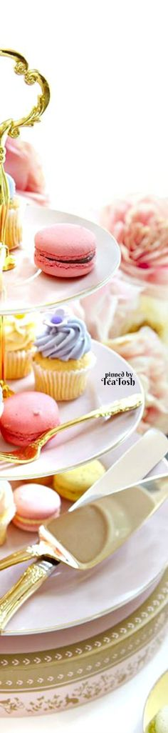 ❇Téa Tosh❇ Sweets For Tea Time