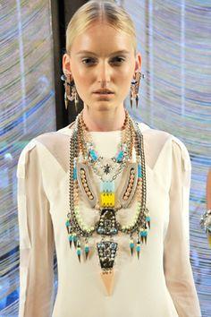 i wish i were a jewelry maker! Fenton Jewelry