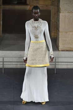Chanel Draws Inspiration from Ancient Egypt for Its Metiers d'Art Show