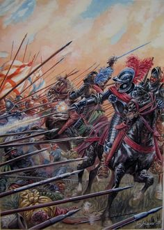 The Battle of Ivry was fought on 14 March 1590, during the French Wars of Religion. The battle was a decisive victory for Henry IV of France, leading Huguenot forces against the Catholic League forces led by the Duc de Mayenne. Henry's forces were victorious and he went on to lay siege to Paris.