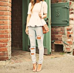 Perfect Happy Hour Outfit