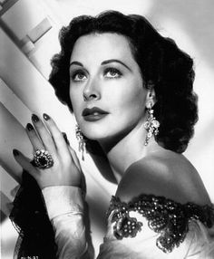 — Hedy Lamarr, Dishonored Lady, 1947