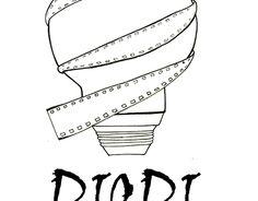 """Check out new work on my @Behance portfolio: """"Logo DIODI Producciones"""" http://be.net/gallery/59096111/Logo-DIODI-Producciones"""