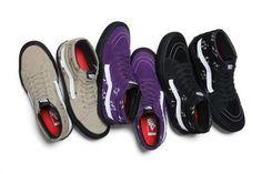 5f206b22595  国内10月3日発売予定  シュプリーム × バンズ スケート ミッド イートミー 全