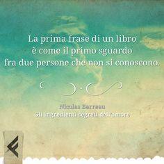 Nicolas Barreau, Gli ingredienti segreti dell'amore