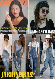 Anos 90! Seu lindo!  Moda anos 90: veja o que voltou em 2013! http://www.resuminhobasico.com/moda/moda-anos-90